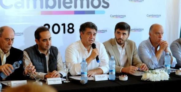 """Jorge Macri: """"Queremos trabajar para darles mejores respuestas a los vecinos"""""""