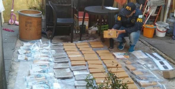 Operación Carancho: desarticulan banda narco que operaba en José C. Paz y San Miguel