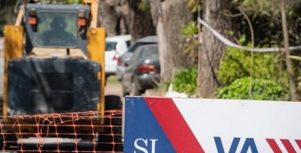 REPAVIMENTACIÓN DE LA CALLE RIVADAVIA EN BECCAR