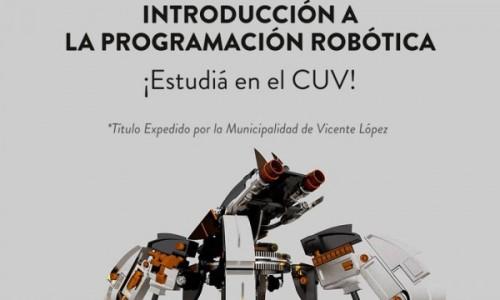 Comienza la inscripción para Introducción a la Programación Robótica en el Centro Universitario